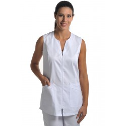 "CHAQUETA BLANCA SIMPLE ""Low Cost"" Dyneke"